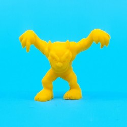 Monster in My Pocket - Matchbox - Series 1 - No 35 Gremlin (Yellow) second hand figure (Loose)