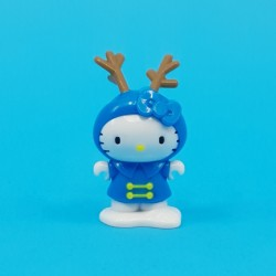 Hello Kitty Deer Figurine d'occasion (Loose)