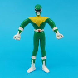 Power Rangers - Green Ranger second hand flexible figure (Loose)