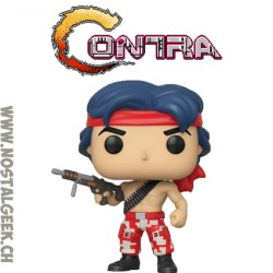 Funko Pop Jeux Video Contra Lance Bean Vinyl Figure