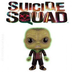 Funko Pop! DC Suicide Squad Killer Croc GITD Exclusive