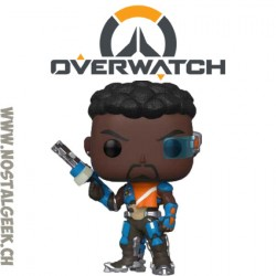 Funko Pop Games Overwatch Baptiste vinyl Figure
