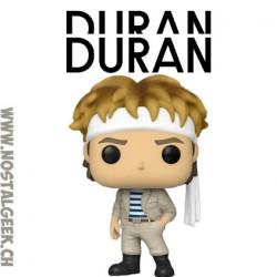 Funko Pop Rocks Duran Duran Simon Le Bon Vinyl Figure