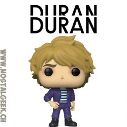 Funko Pop Rocks Duran Duran Nick Rhodes