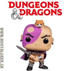 Funko Pop Games Dungeons and Dragons Minsc & boo Vinyl Figure