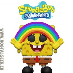 Funko Pop Animation Spongebob Rainbow Vinyl Figure