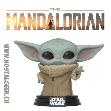 Funko Pop Star Wars The Mandalorian The Child (Baby Yoda) Vinyl Figure