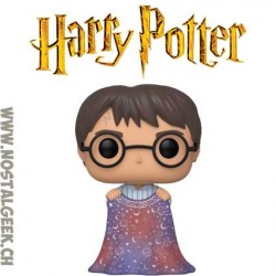 Funko Pop Harry Potter with Invisibility Cloak