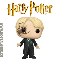 Funko Pop Harry Potter Draco Malfoy with Whip Spider