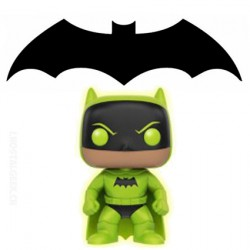 Funko Pop! DC Super Heroes Green Batman GITD Exclusive