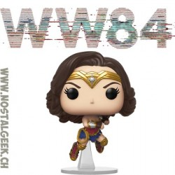 Funko Pop DC Wonder Woman 1984 Wonder Woman Flying Vinyl Figure