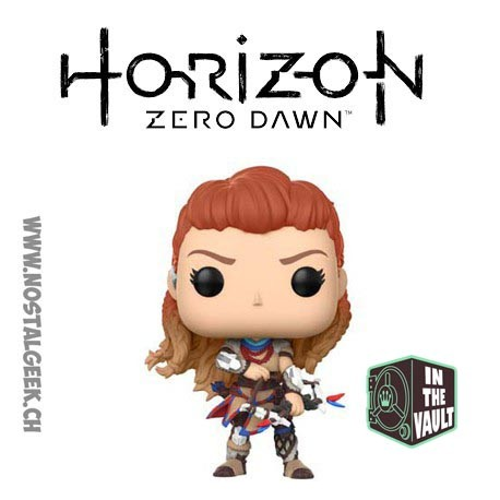 Pop Games Horizon Zero Dawn Aloy Vinyl Figure