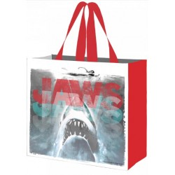 Jaws Shopping Bag