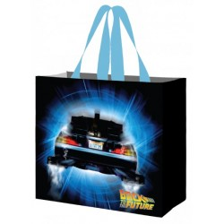 Back to the future Shopping Bag