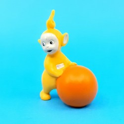 Teletubbies Laa-Laa second hand figure (Loose)