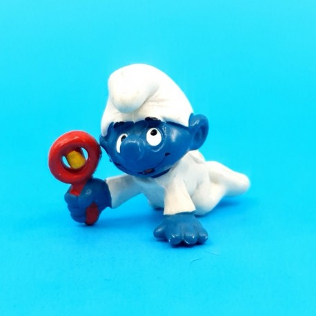 The Smurfs Baby Smurf second hand Figure (Loose)