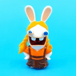 Raving Rabbids Around the world Deutschland second hand figure (Loose)