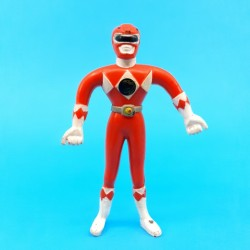 Power Rangers - Ranger Rouge Figurine flexible d'occasion (Loose)