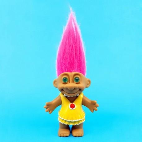 Troll 18 cm Pink hair second hand figure (Loose)