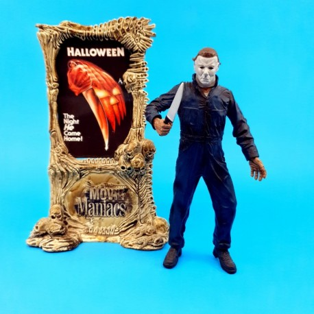 Halloween Michael Myers Movie Maniacs 2 McFarlane Toys second hand figure (Loose)
