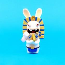 Les Lapins Crétin Autour du monde Pharaon Figurine d'occasion (Loose)