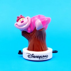 Disney Chat du Cheshire Tampon Figurine d'occasion (Loose)