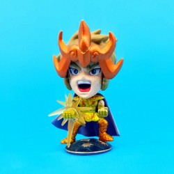 Saint Seiya Aiolia The Leo Saint second hand Mini Big Head Figure (Loose)