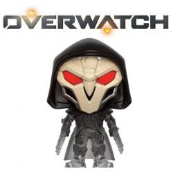 Funko Pop! Jeux Vidéos Games Overwatch Smokey Reaper Edition Limitée