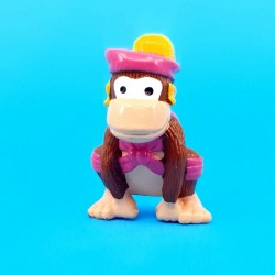 Nintendo Univers Donkey Kong Dixie Kong second hand figure (Loose)