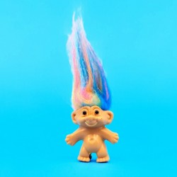 Troll 10 cm Rainbow hair second hand figure (Loose)