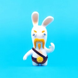 Raving Rabbids Travel in Time Viking second hand figure (Loose)