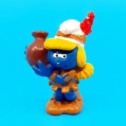 Schtroumpfs - Schtroumpfette indienne Figurine d'occasion (Loose)