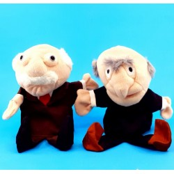 Muppets Statler and Waldorf second hand Puppet (Loose)