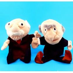 Muppets Statler et Waldorf Marionnette d'occasion (Loose)