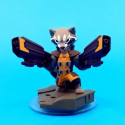 Disney Infinity Marvel Rocket Raccoon second hand figure (Loose)