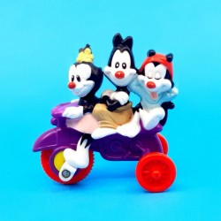 Animaniacs - Yakko, Wakko et Dot en tricycle Figurine d'occasion (Loose)