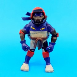 Les Tortues Ninja TMNT Extreme Sports Turtles Biker Don Figurine articulée d'occasion (Loose)