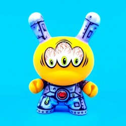 Dunny Series 5 Dirty Donny Alien Three Eyes second hand figure (Loose)