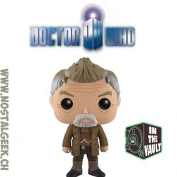 Funko Pop Doctor Who War Doctor Vaulted Vinyl Figure