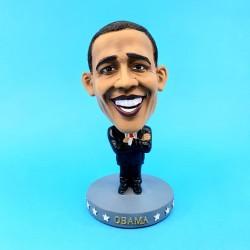 Bobble Head Barack Obama Figurine d'occasion (Loose)