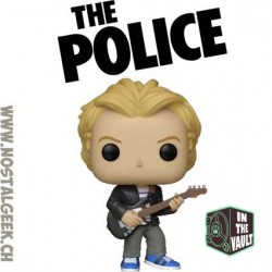 Funko Pop Rocks The Police Sting