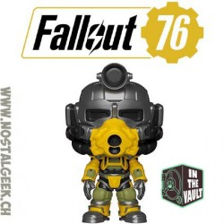 Funko Pop Games Fallout Vault Dweller (male) Vinyl Figure