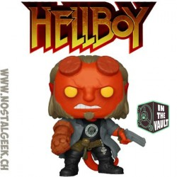 Funko Pop Comics Hellboy Vinyl Figure