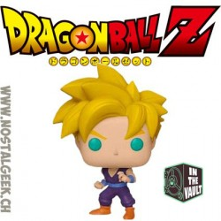 Funko Pop Dragon Ball Z Super Saiyan Gohan Exclusive Vinyl Figure