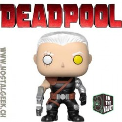 Funko Pop! Marvel Deadpool Cable Vinyl Figure