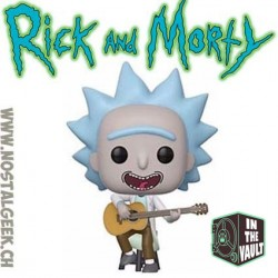 Funko Pop! Animation Rick et Morty Tiny Rick Vinyl Figure