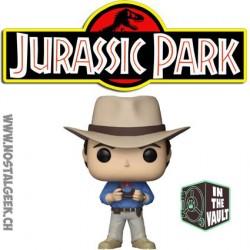 Funko Pop Movies Jurassic Park Dr Alan Grant Vinyl Figure