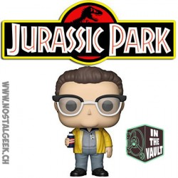 Funko Pop Movies Jurassic Park Dennis Nedry Vinyl Figure