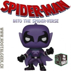 Funko Pop! Marvel Spider-Man Into the Spiderverse Prowler Vinyl Figure