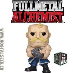 Funko Pop Animation Full Metal Alchemist Alex Armstrong Edition Limitée